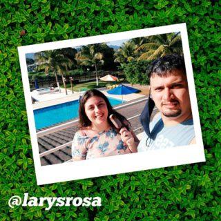 📸 enviada por: @larysrosa  Agradecemos o carinho, seja sempre bem vinda! #pousadaportodorio