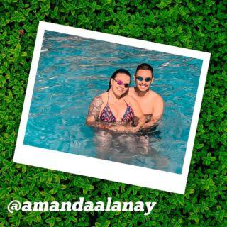 📸 enviada por: @amandaalanay  Agradecemos o carinho, sejam sempre bem vindos! #pousadaportodorio