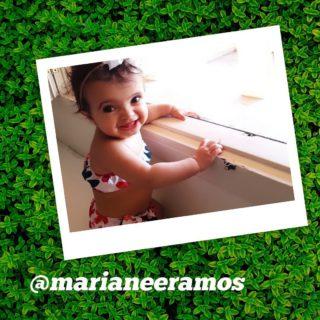 📸 enviada por: @marianeeramos  Agradecemos o carinho, seja sempre bem vinda! #pousadaportodorio