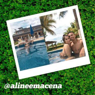 📸 enviada por: @alineemacena  Agradecemos o carinho, seja sempre bem vinda! #pousadaportodorio