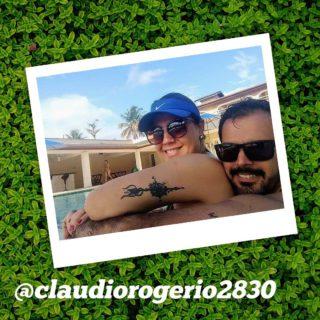 📸 enviada por: @claudiorogerio2830  Agradecemos o carinho, sejam sempre bem vindos! #pousadaportodorio