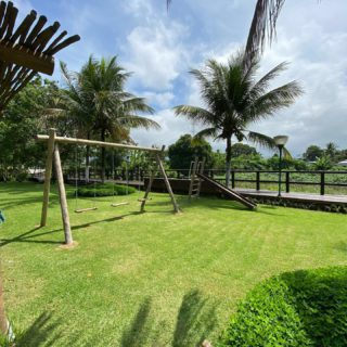 Nosso playground está pronto! 🥳👦🏻👧🏻 Agora a diversão está garantida! #pousadaportodorio #caraguatatuba #hotel #pousada