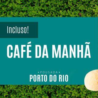 Hummmm!! 😋😋 se tem uma coisa que eu não perco é esse café! ☕️ #cafedamanha #pousadaportodorio